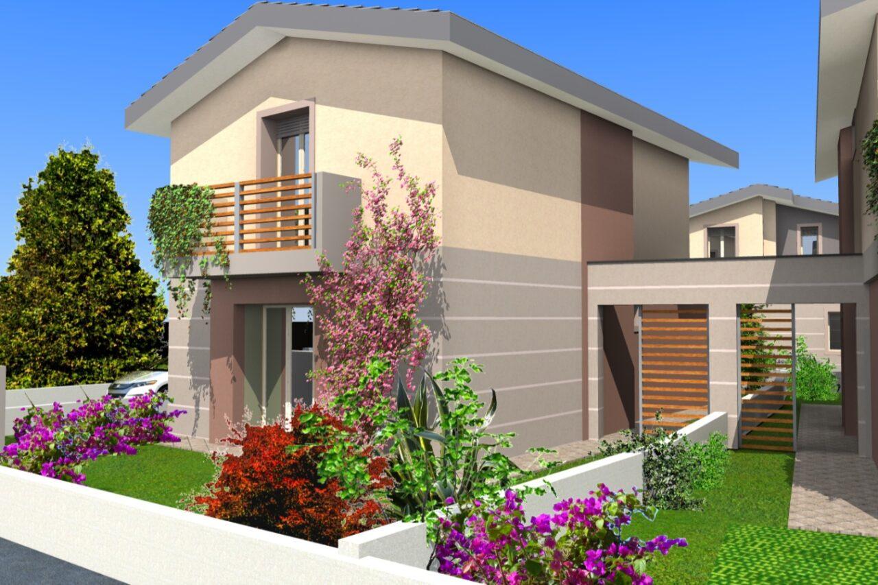 Villa singola Tavazzano con Villavesco