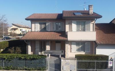 Villa bifamiliare Sant'Angelo Lodigiano