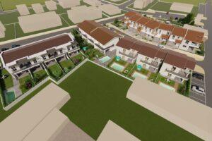 Villa quadrifamiliare Casaletto Lodigiano fraz. Mairano