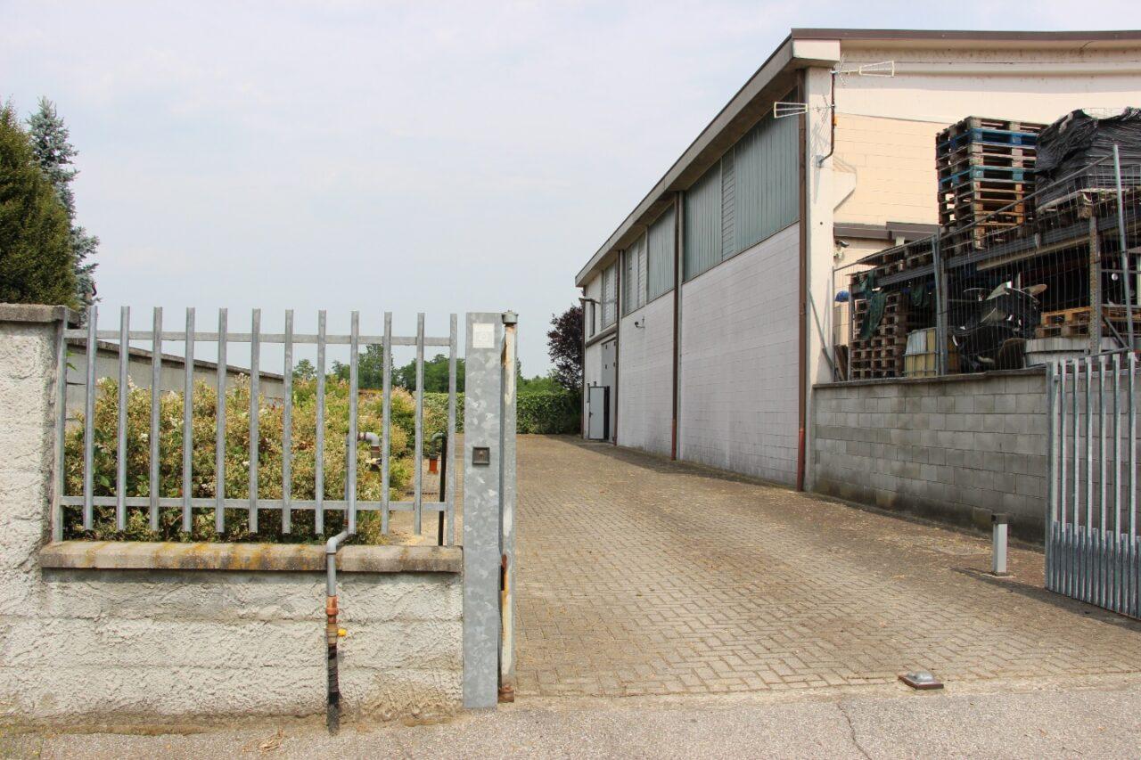 Capannone Borgo San Giovanni